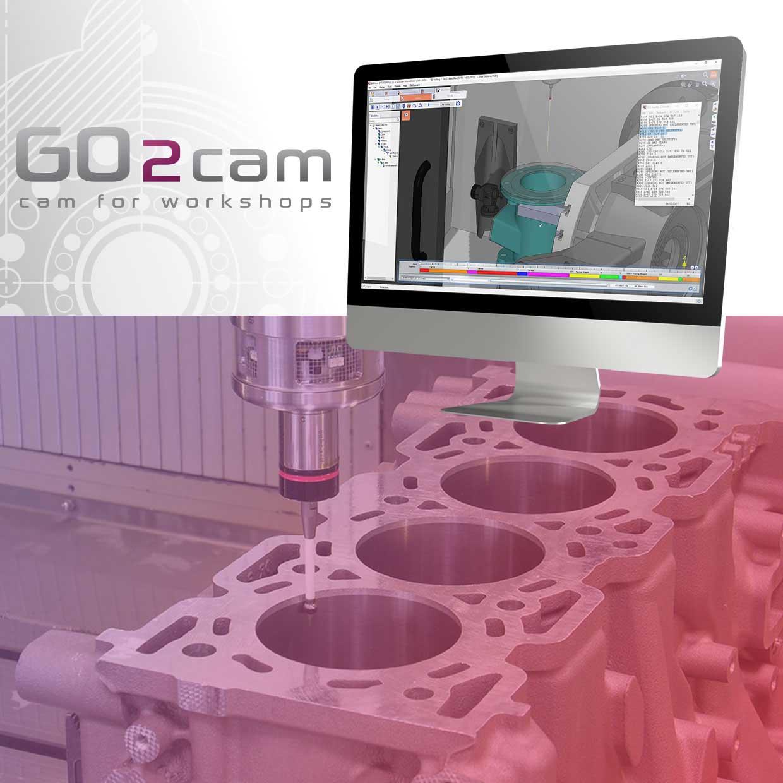 GO2cam Probing