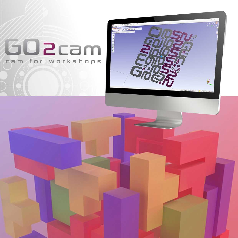 GO2cam Nesting
