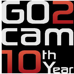 GO2cam 10th year
