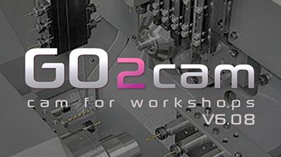 Marzo 2021: Rilascio di GO2cam V6.08